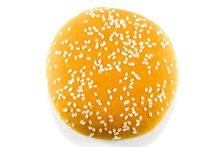 Fresh Baked Burger Bread Rolls