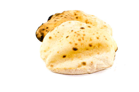 Fresh Baked Egyptian Flat Bread
