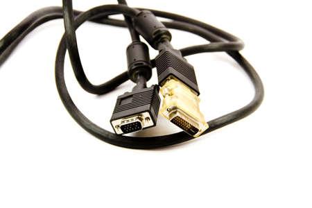 vga: Monitor VGA Cable de se�al