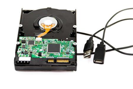 Black Internal hard Drive Disk