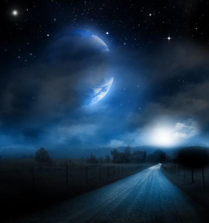 stars: Fantasy Moon