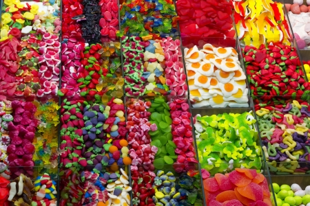A multitude of sweet things to choose from