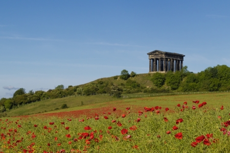 durham: Penshaw Monument officially The Earl of Durham