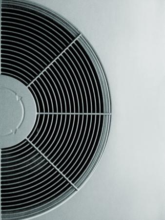 Semi-circle vent of a compressor