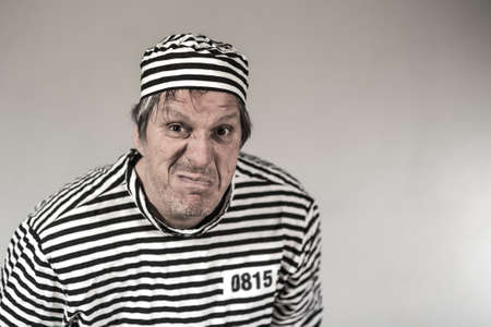 detained: Preso, G�ngster, c�rcel divertido c�rcel