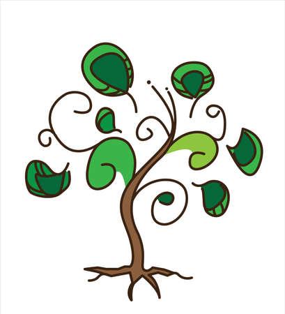 vegetate: Tree