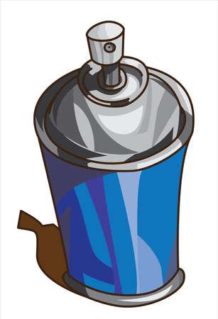 Spray Stock Vector - 14629855