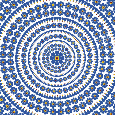 temple pattern