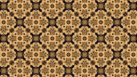 Vector Background of Batik Pattern , Batik Indonesian is a technique of wax-resist dyeing applied to whole cloth, or cloth made using this technique originated from Indonesia 向量圖像