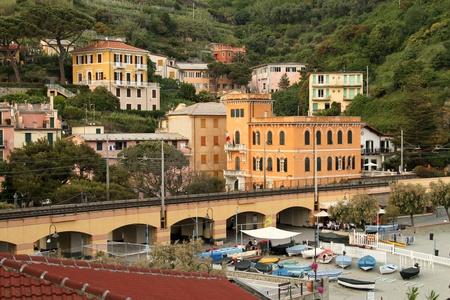 monterosso: View of Monterosso, Cinque Terre