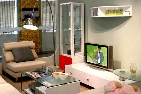 living: Living room Editorial