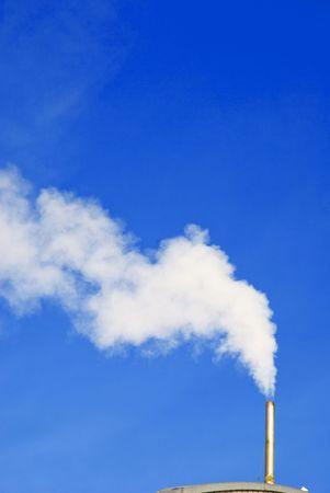 WHITE SMOKE VERTICAL