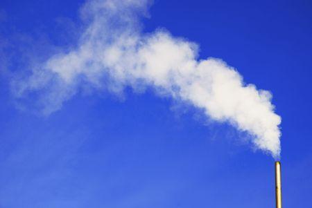 WHITE SMOKE HORIZONTAL