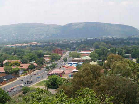 Landscape Pretoria