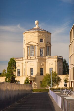 The Radcliffe Observatory in Oxford UK