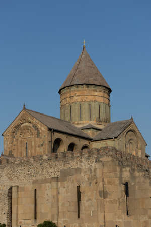 The Svetitskhoveli Cathedral, Mtskheta Georgia 05/10/2019