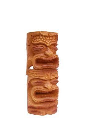 Tiki God statue