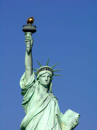 The Statue Of Liberty, New York photo
