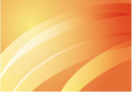 arcs: Illustration abstract wallpaper design smooth gradient arcs Stock Photo