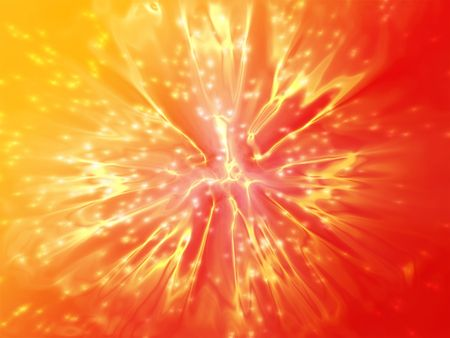 sparkly: Glowing sparkly energy abstract wallpaper background image Stock Photo