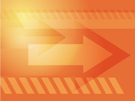 thrusting: Forward moving arrows abstract design illustration background wallpaper