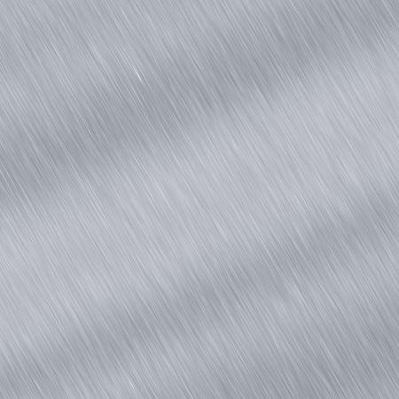 Brushed metal surface texture seamless background illustration Stock Illustration - 3271923