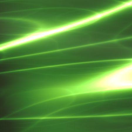 streaks: Abstract wallpaper illustration of glowing wavy streaks of light Stock Photo