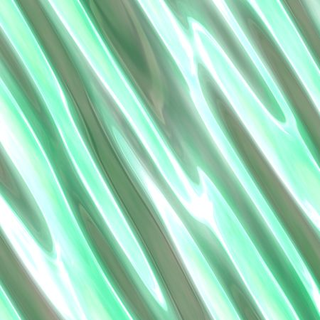 shiney: Abstract smooth glowing wavy flowing pattern wallpaper illustration Stock Photo