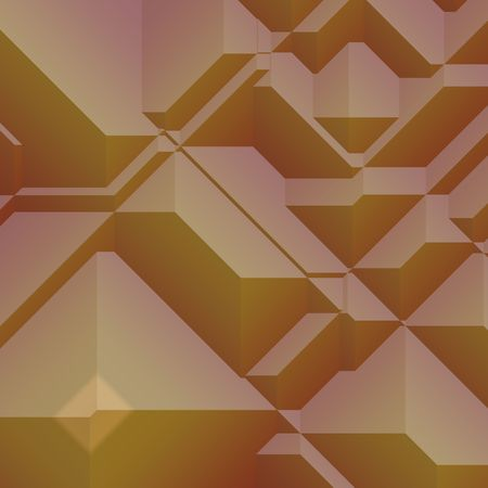 angular: Smooth angular geometric abstract graphic design background Stock Photo