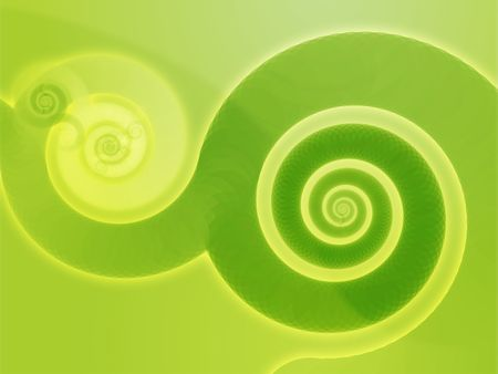 circling:  Abstract wallpaper background with swirly grungy spirals Stock Photo