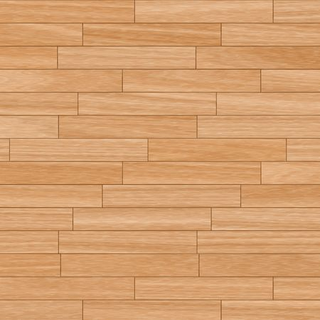 Wooden parquet flooring surface pattern texture seamless background Stock Photo - 3480854
