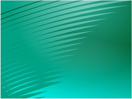 Abstract wallpaper illustration of wavy flowing energy and colors Stock Illustration - 3499189