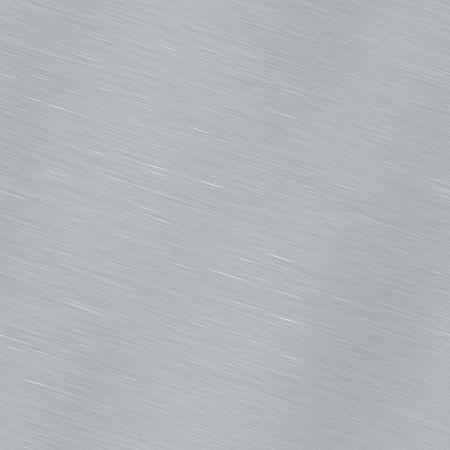 Brushed metal surface texture seamless background illustration Stock Illustration - 3529861