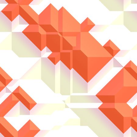 sheen: Smooth angular geometric abstract graphic design background Stock Photo