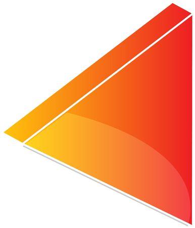 rewind: Rewind Audio icon illustration, triangle with line