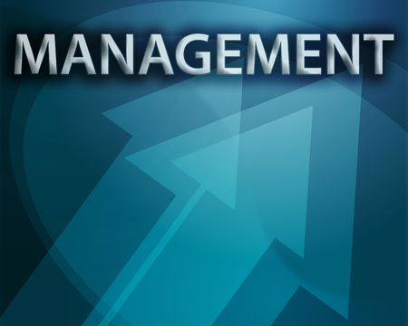 Management illustration, abstractstrategy success concept clipart Stock Illustration - 3742554