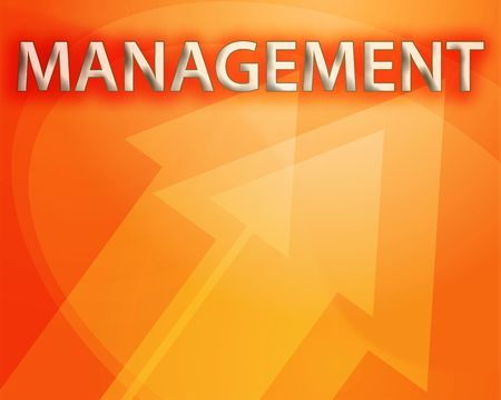 Management illustration, abstractstrategy success concept clipart illustration