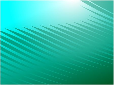 Abstract wallpaper illustration of wavy flowing energy and colors Stock Illustration - 3857135