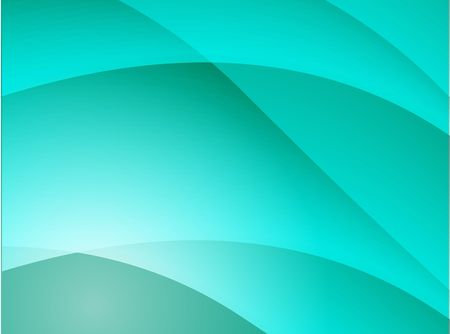 Abstract wallpaper illustration of wavy flowing energy and colors Stock Illustration - 3857110