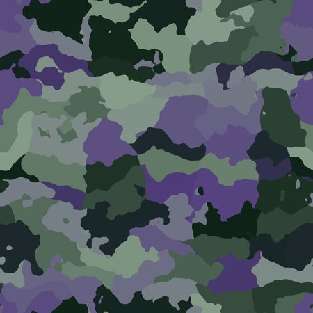 hid: Camouflage pattern, graphic wallpaper texture design in various colors