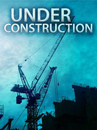 Digital collage illustration of construction industry equipment Stock Illustration - 3902473