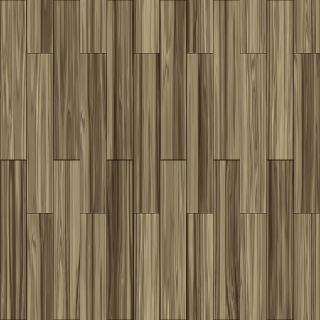 Wooden parquet flooring surface pattern texture seamless background Stock Photo - 3981192