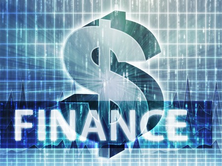 greenbacks: Finance illustration, dollar symbol over financial design