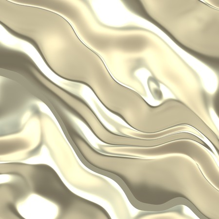 Silk fabric texture, smooth satin cloth surface photo