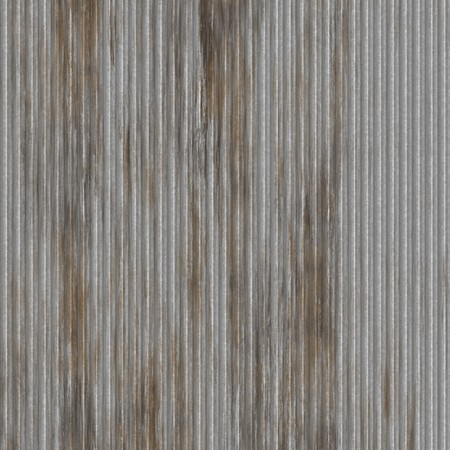 corrosion: Corrugated metal surface with corrosion seamless texture