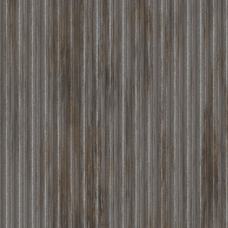 Corrugated metal surface with corrosion seamless texture Stock Photo - 4523024