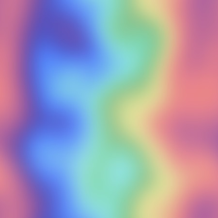 Abstract rainbow pattern, with psychadelic random colors  Stock Photo - 4551305