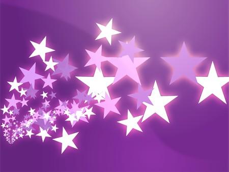 estrellas moradas: Resumen papel tapiz de fondo geom�trica din�mica de vuelo de estrellas