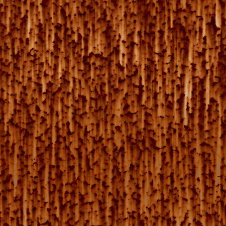rusted: Rusted corroded metal surface texture background illustration