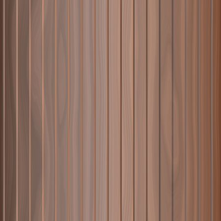 Smooth varnished wooden panelling surface pattern texture background with seamless tiling photo